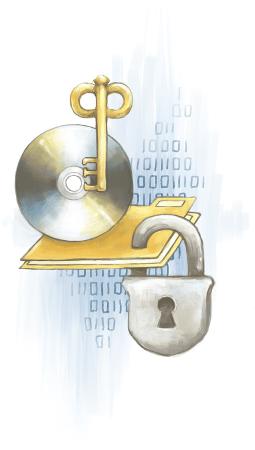 Datenschutz-Symbolbild von Hanna